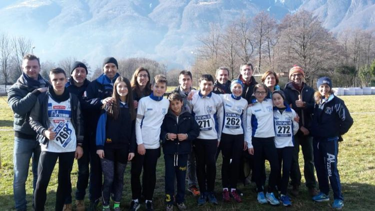 CDS CROSS CADETTI/E SAMOLACO (SO)