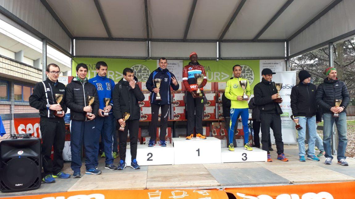 17^ Maratonina di Treviglio e Cross per Tutti Lissone