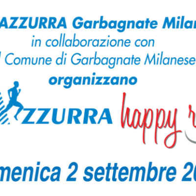 4^ AZZURRA HAPPY RUN