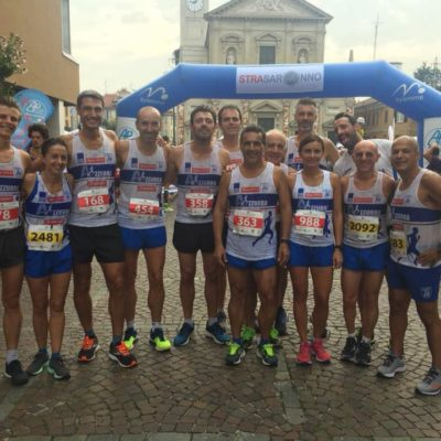 Led Run Uboldo-StraSaronno-Monza