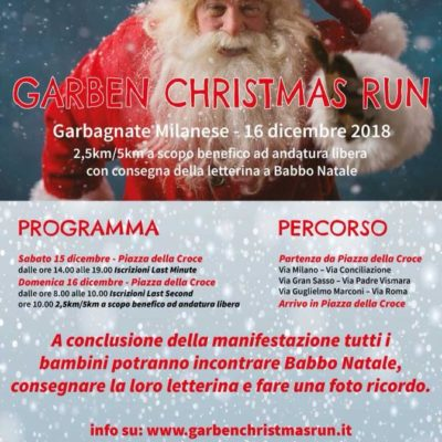 GARBEN CHRISTMAS RUN