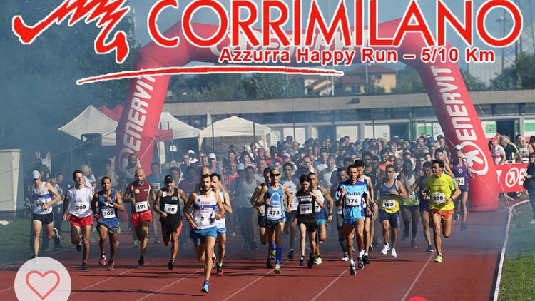 5°AZZURRA HAPPY RUN