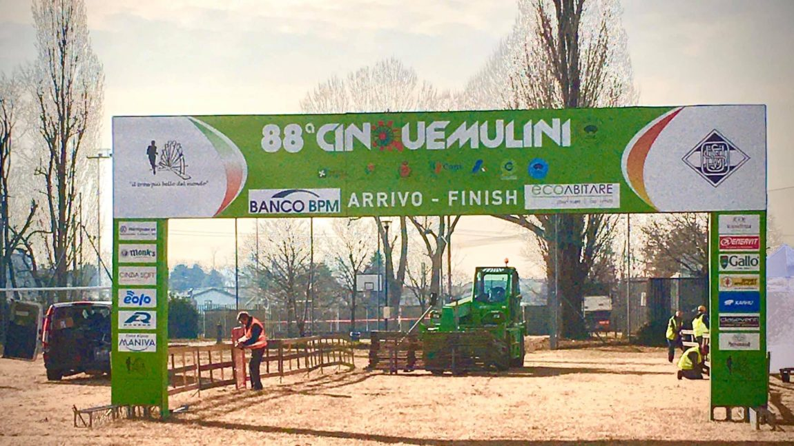 88° CINQUE MULINI CROSS COUNTRY